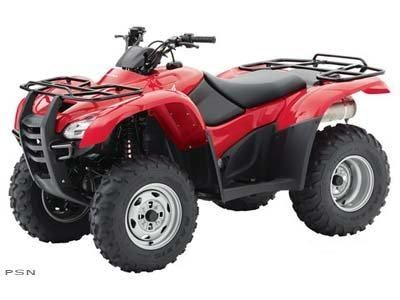 2010 Honda FourTrax Rancher ES Utility ATVs Keokuk, IA