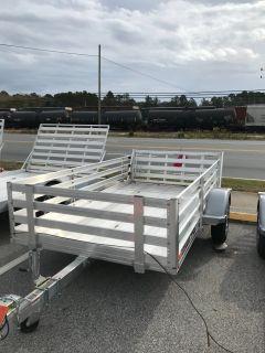 2017 Triton Trailers AUT1064 Utility Panama City, FL