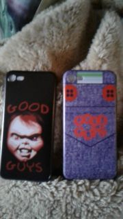 Chucky phone cases for iPhone 7