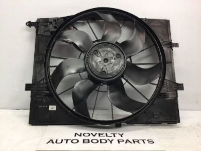 Buy 2014-2016 MERCEDES BENZ RADIATOR COOLING FAN (A099 906 0612) motorcycle in Wilmington, California, United States, for US $120.00