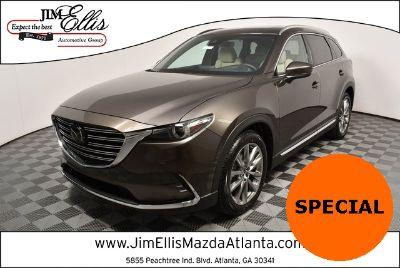 2019 Mazda CX-9 Grand Touring (titanium)