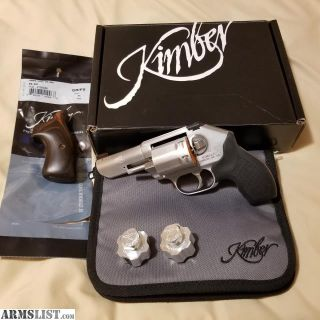 For Sale: Kimber K6S 3""