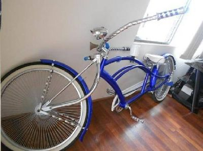 $800 Custom Stretch Show Bike