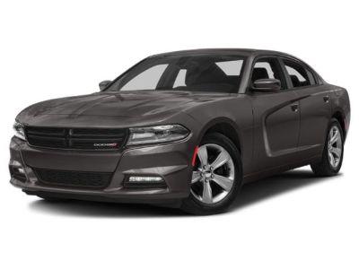2018 Dodge Charger SXT (Pitch Black Clearcoat)