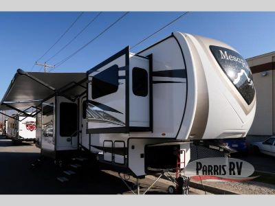 2019 Highland Ridge Rv Mesa Ridge MF370RBS