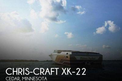 1973 Chris Craft XK-22