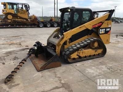 2015 Cat 289D Compact Track Loader