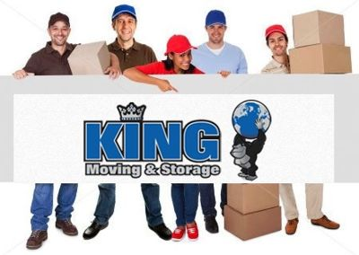 Call Now For 10% Off On Every Move at Go King Moving & Storage