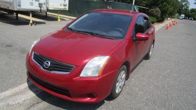 2012 Nissan Sentra 2.0 (Red Alert)