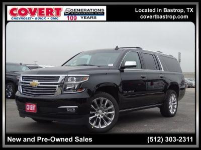 2019 Chevrolet Suburban Premier (Black)