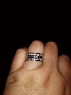 Size 10 Mens Wedding Band Ring