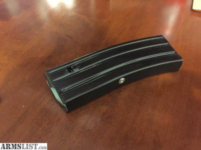 For Sale: Colt Steel ar15 magazines