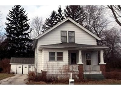 4 Bed 1.5 Bath Foreclosure Property in Freeland, MI 48623 - Smith Crossing Rd