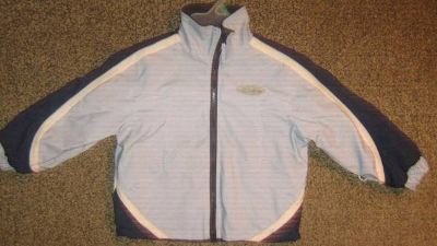 NWOTS * ROTHSCHILD * Girls sz 4 blue logo JACKET coat
