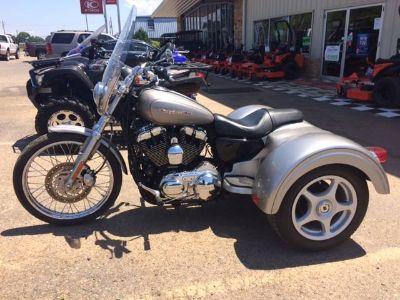 2007 Harley-Davidson XL 1200L Sportster Low Cruiser Motorcycles Talladega, AL