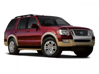 2009 Ford Explorer Limited ()