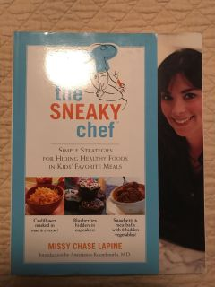 Sneaky chef healthy kids cookbook