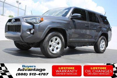 2017 Toyota 4Runner Limited (Magnetic Gray Metallic)
