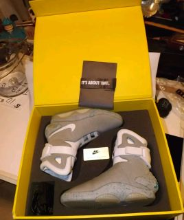 Nike Air mags size 11