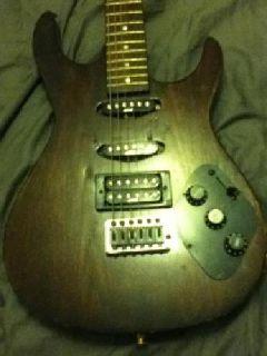 $100 OBO Samich Electric Guitar