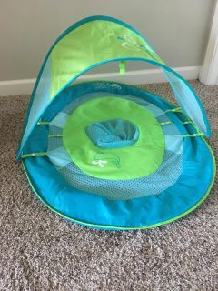 Baby float with cover $8