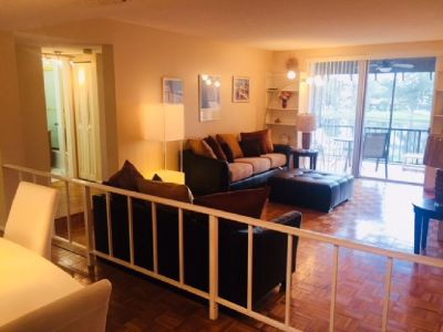 Fully Furnished, highly upgraded 2 BR/2 Baths With Great Amenities