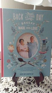 BACK IN THE DAY BAKERY-MADE WITH LOVE