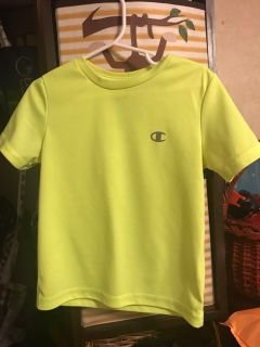Champion size 4. Pick up at McCalla Target on Thursday s from 5:15 till 6. Cp.