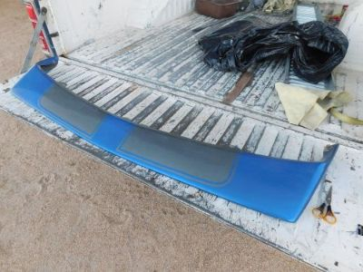 Buy 1967 1968 Ford MUSTANG fiberglass GT FRONT AIR DAM SPOILER Shelby Boss Mach One motorcycle in New River, Arizona, United States, for US $195.00