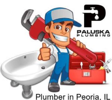 Best Plumbers in Peoria & Morton IL - Paluska Plumbing