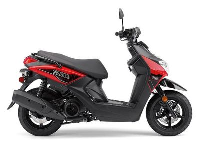 2018 Yamaha Zuma 125 Scooter Scooters Canton, OH