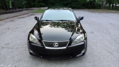 2006 Lexus IS 350 Base (Black)