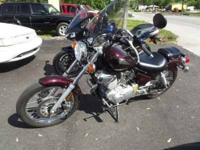 2007 Yamaha Virgo 250