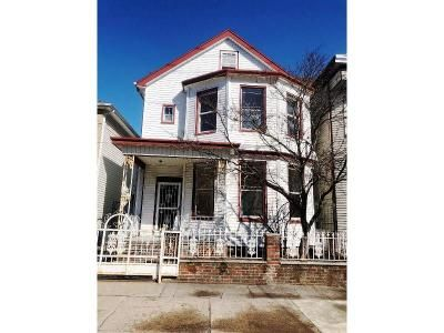 3 Bed 1 Bath Foreclosure Property in Paterson, NJ 07504 - 15th Ave