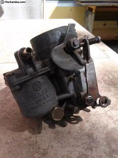 Solex Pict-1 Carburator