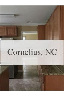 Save Money with your new Home - Cornelius. Washer/Dryer Hookups!