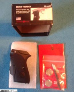 For Sale: BRESA-CRIMSON TRACE LASER GRIP