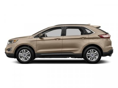2018 Ford Edge Titanium (White Gold Metallic)