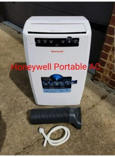 Honeywell 10000 BTU portable air conditioner with built-in dehumidifier