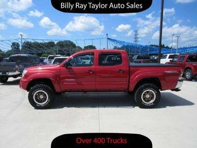 2013 Toyota Tacoma 4x4 Double Cab w/ SR5 Package