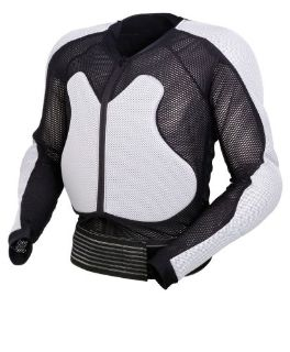 Sell Moose Racing Expedition Body Armor White/Black motorcycle in Holland, Michigan, United States, for US $170.45