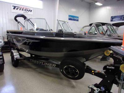2018 Crestliner 1850 Raptor WT Jon Boats Kaukauna, WI