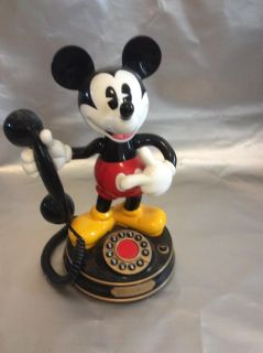 Mickey Mouse Dial Phone