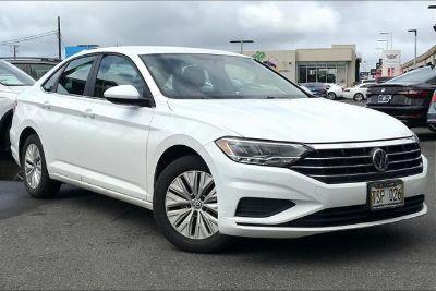2019 Volkswagen Jetta S Auto (PURE WHITE)