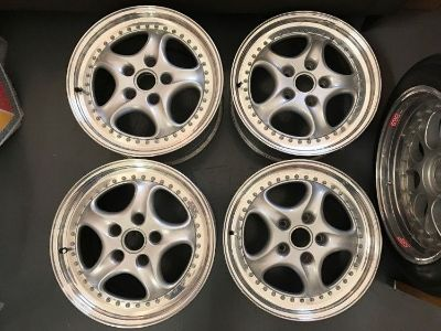 PORSCHE 993 RS SPEEDLINE WHEELS OEM 911 BRAND NEW
