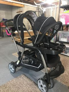 Excellent condition graco tandem stroller