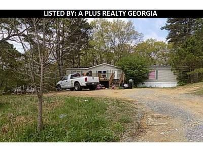 3 Bed 2 Bath Foreclosure Property in Kingston, GA 30145 - Shaw St