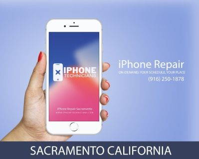 iPhone Repair Sacramento - iPhone Technicians