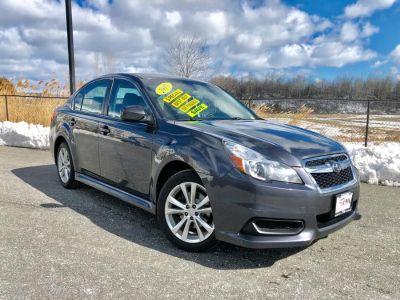 2013 Subaru Legacy 2.5i Premium (Gray)