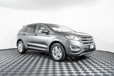 2017 Ford Edge (Gray)